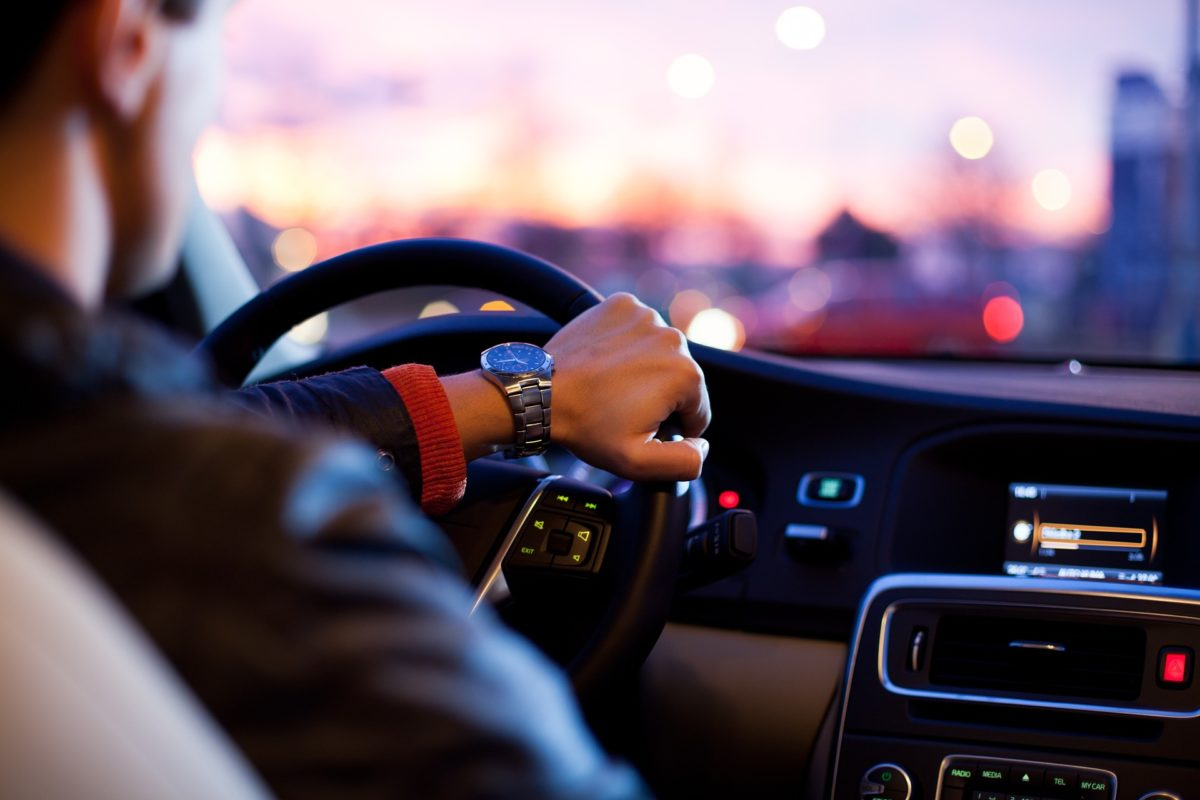 How focused are you whilst driving? Take this interactive test to find out