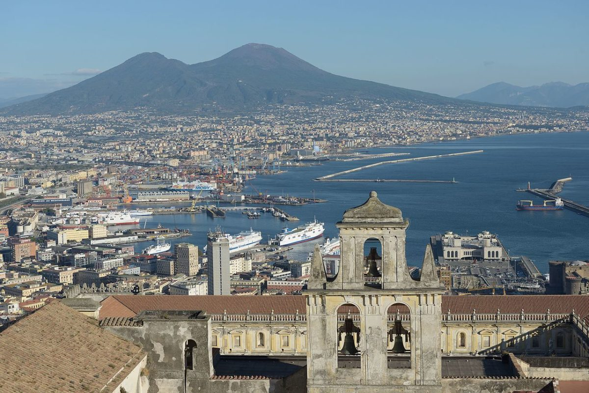 Why to Come to Naples, Italy