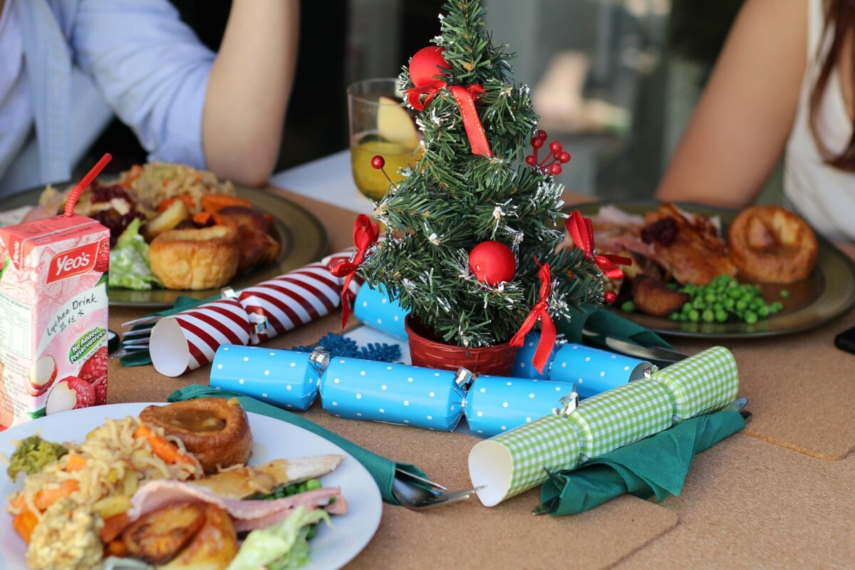 Roger Wolfson – Tasty Treats For This Christmas Dinner