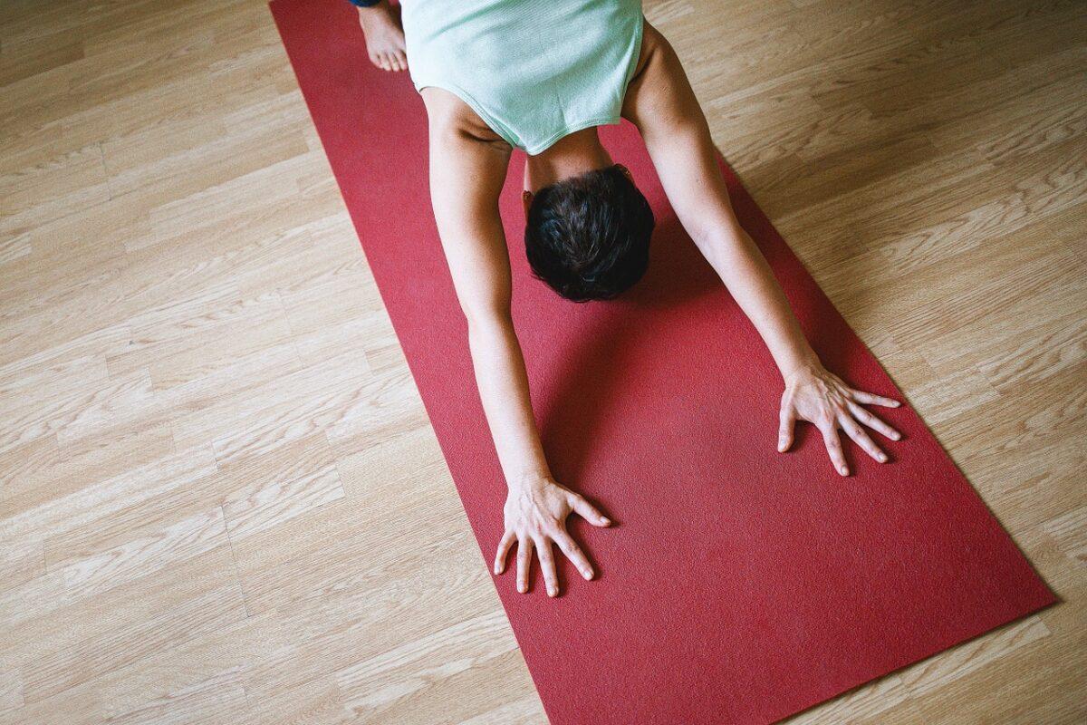 How To Set Up A Home Yoga Studio