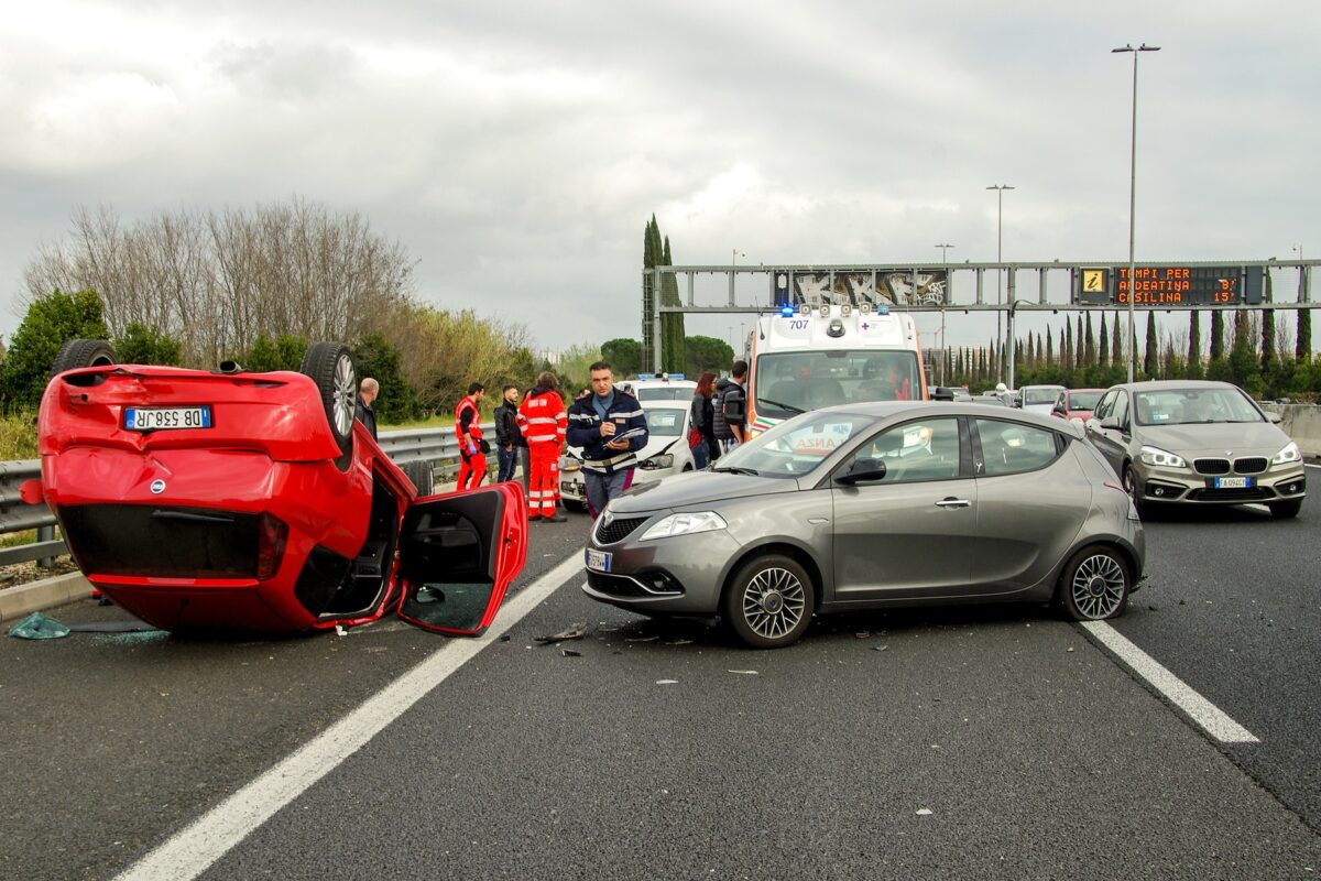 What You Should Do After Getting Injured in a Crash Caused by Road Rage